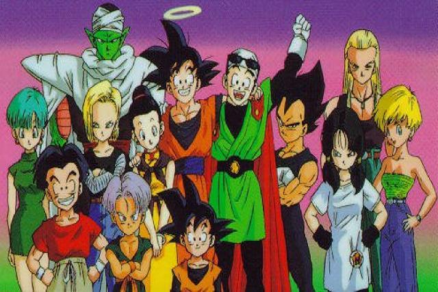 Goku_amigos_familia